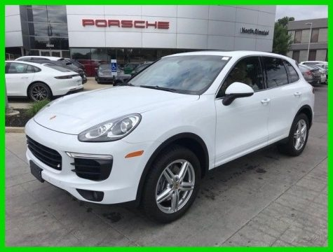 2016 Porsche Cayenne for sale